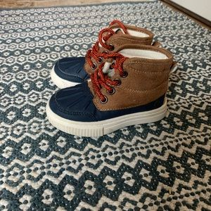 Infant/toddler winter snow boots